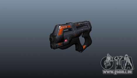 Pistolet M6 Carnifex pour GTA 4