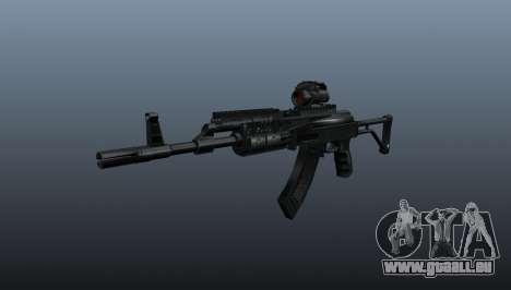 Sopmod AK 4 pour GTA 4