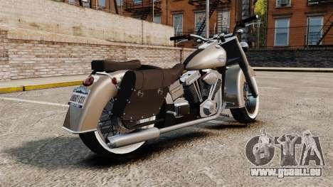 Custom Bobber v2 für GTA 4 linke Ansicht