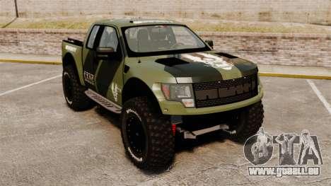 Ford F150 SVT 2011 Raptor Baja [EPM] für GTA 4