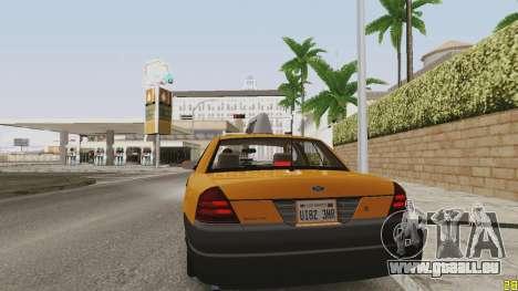 ENB ensoleillé pour les PC de faible ou moyenne pour GTA San Andreas