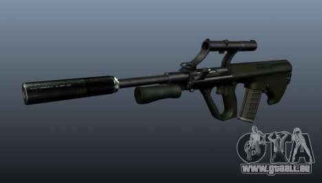 Steyr AUG Selbstladegewehr für GTA 4