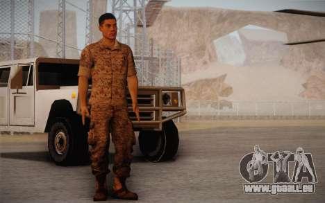 David Montes pour GTA San Andreas deuxième écran