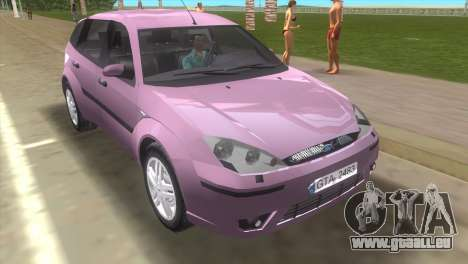 Ford Focus SVT für GTA Vice City