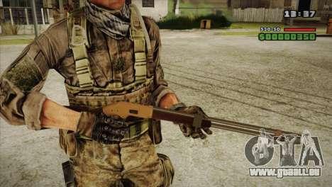 Cuntgun HD für GTA San Andreas her Screenshot