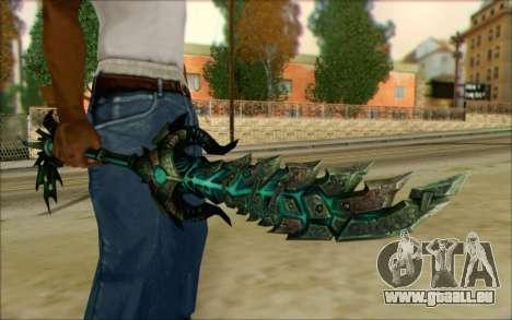 Souldrinker pour GTA San Andreas deuxième écran