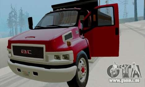GMC C4500 Topkick für GTA San Andreas