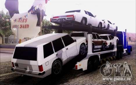 Article Trailer 3 pour GTA San Andreas laissé vue