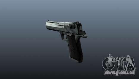 Desert Eagle pistolet pour GTA 4 secondes d'écran