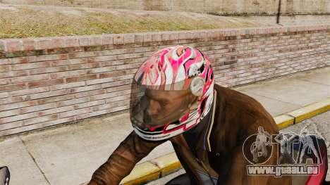 Eine Sammlung von Helme Arai v2 für GTA 4 dritte Screenshot