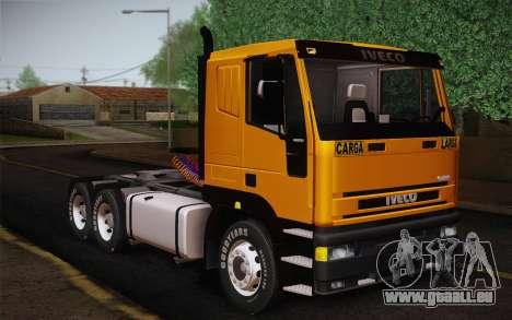 Iveco EuroTech 6x4 Doors pour GTA San Andreas
