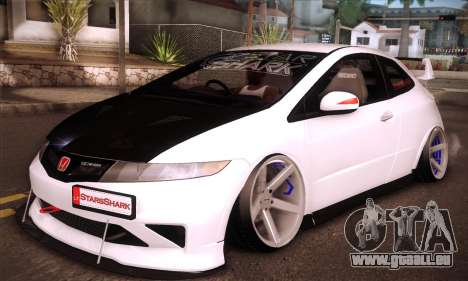 Honda Civic Type R Mugen pour GTA San Andreas