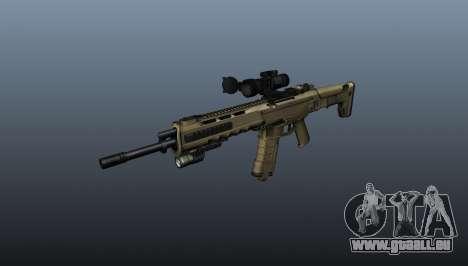 Fusil d'assaut Magpul Masada pour GTA 4