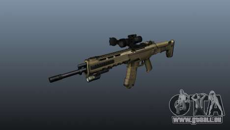 Magpul Masada-Sturmgewehr für GTA 4
