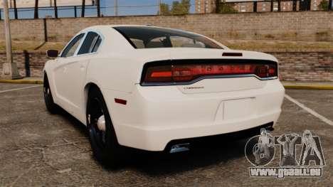 Dodge Charger 2014 für GTA 4 hinten links Ansicht