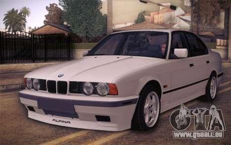BMW E34 Alpina für GTA San Andreas