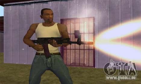 AK-12 für GTA San Andreas siebten Screenshot