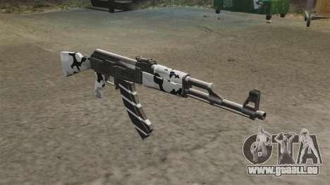 Hiver de AK-47 pour GTA 4