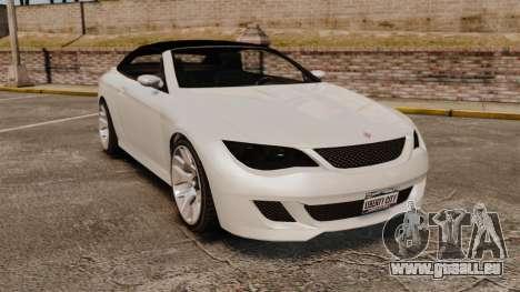 GTA V Zion XS Cabrio [Update] pour GTA 4