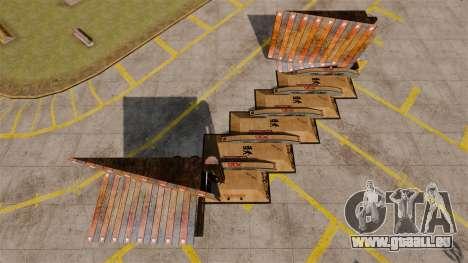 Airport Stunting für GTA 4 weiter Screenshot