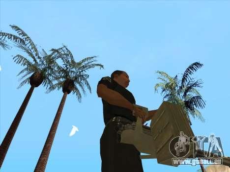 NSVT pour GTA San Andreas troisième écran