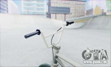 Trail Bike v1.0 für GTA San Andreas zurück linke Ansicht