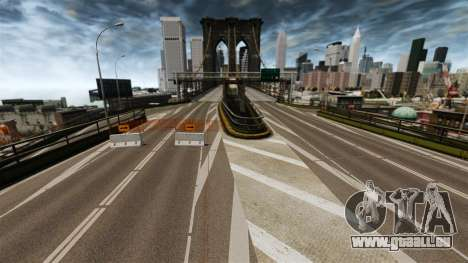 Street Race Track pour GTA 4 cinquième écran