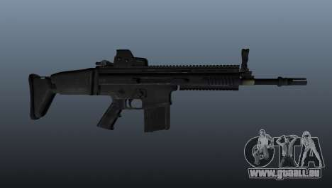 Selbstladegewehr FN SCAR-H für GTA 4 dritte Screenshot