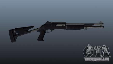 Fusil de chasse M1014 pour GTA 4 troisième écran