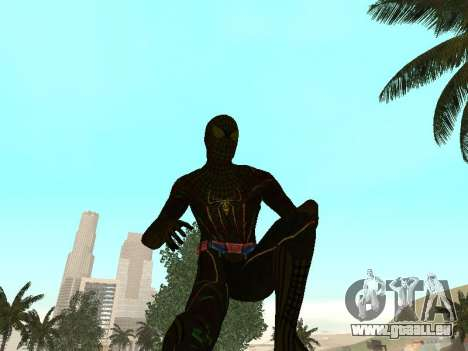 Spider-man pour GTA San Andreas quatrième écran