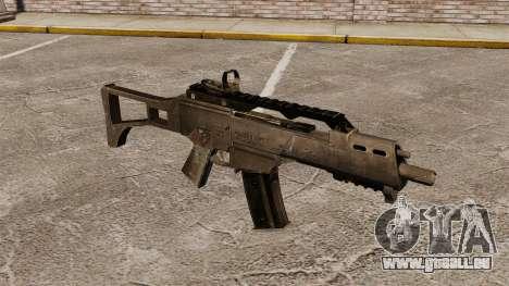 Assault Rifle G36C pour GTA 4