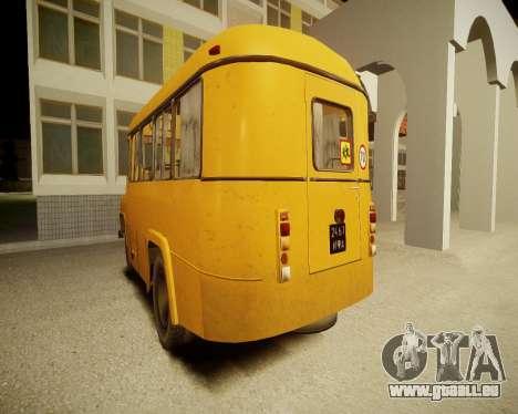 École Kavz-685 pour GTA 4 est un droit