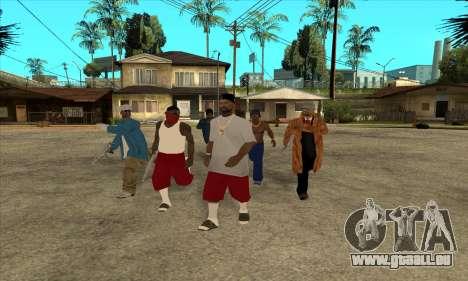 Nigga Collection pour GTA San Andreas