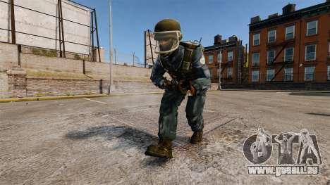 Französisch GIGN commando für GTA 4