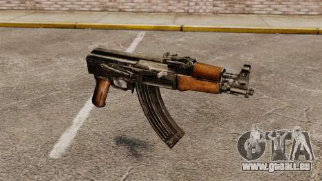 Draco mitraillette pour GTA 4