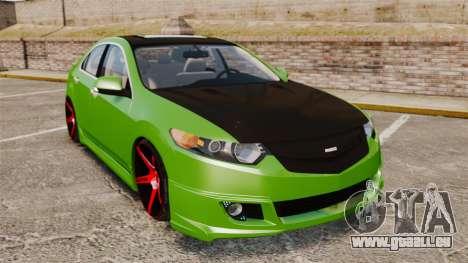Acura TSX Mugen 2010 für GTA 4