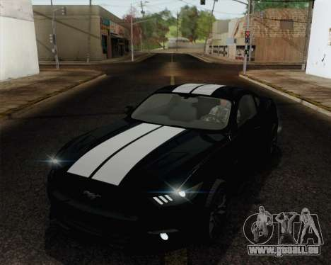 Ford Mustang GT 2015 pour GTA San Andreas