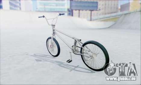 Trail Bike v1.0 für GTA San Andreas linke Ansicht