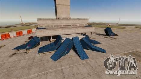 Stunt Park pour GTA 4 secondes d'écran