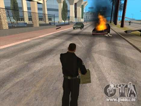 NSVT für GTA San Andreas achten Screenshot