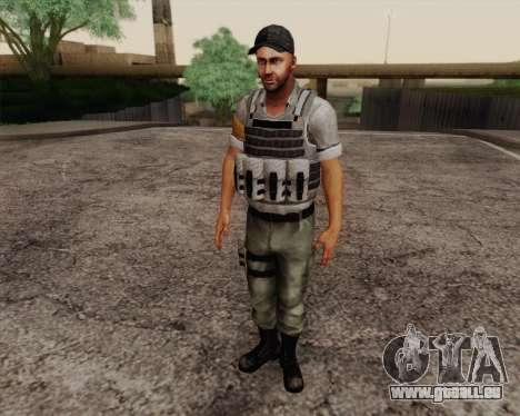 Mercenaire de Far Cry 3 pour GTA San Andreas