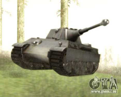 Pzkpfw V Panther II pour GTA San Andreas