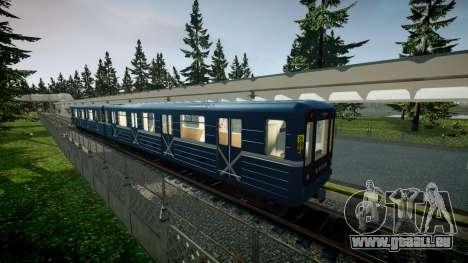 Kriminelle Russland RAGE v1. 4 für GTA 4 dritte Screenshot