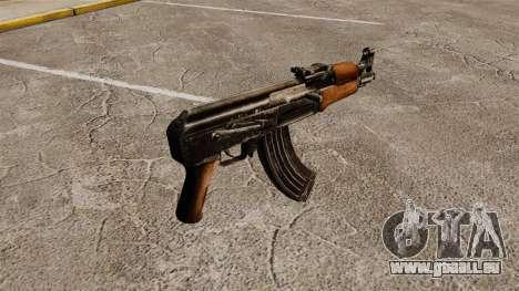 Draco-Maschinenpistole für GTA 4 Sekunden Bildschirm