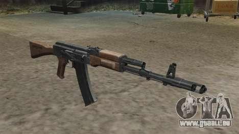Stock de l'AK-74 pour GTA 4