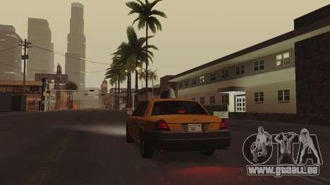 ENB ensoleillé pour les PC de faible ou moyenne pour GTA San Andreas quatrième écran