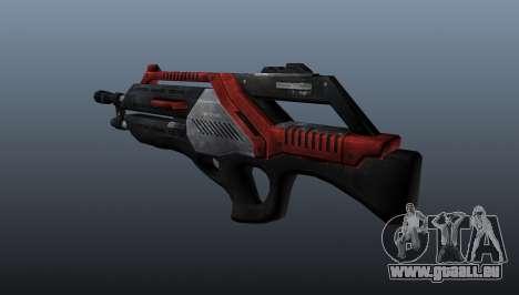M-76 Revenant für GTA 4 Sekunden Bildschirm
