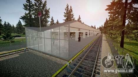 Kriminelle Russland RAGE v1. 4 für GTA 4 Sekunden Bildschirm