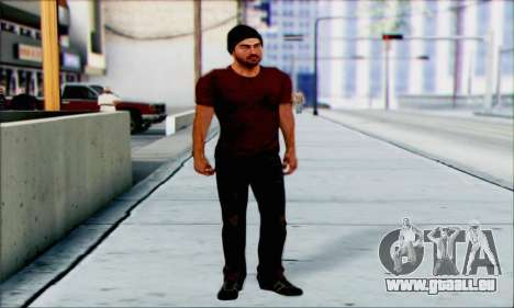 Grant Brody de Far Cry 3 pour GTA San Andreas deuxième écran