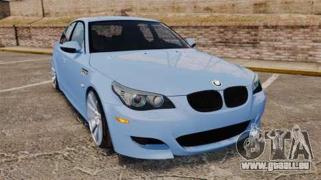 BMW M5 2009 für GTA 4